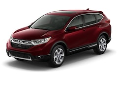 2019 Honda CR-V EX AWD SUV continuously variable automatic