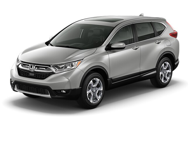 New 2019 Honda CR-V EX AWD SUV Monroe