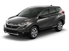 New 2019 Honda CR-V EX AWD SUV 18289 near Escanaba, MI