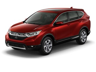 New 2019 Honda CR-V EX AWD SUV 195180 in Springfield, PA
