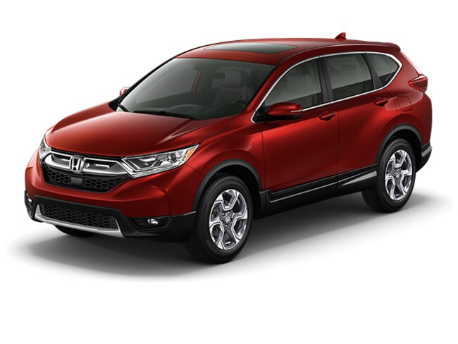 New 2019 Honda CR-V EX AWD SUV continuously variable automatic in Augusta