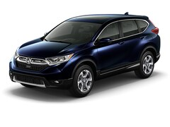 New 2019 Honda CR-V EX SUV 2HKRW2H55KH633150 for sale in Terre Haute at Thompson's Honda