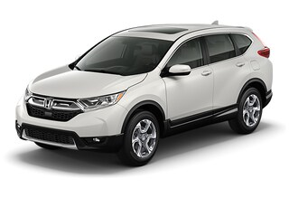 New 2019 Honda CR-V EX AWD SUV 2HKRW2H55KH660364 in Port Huron, MI