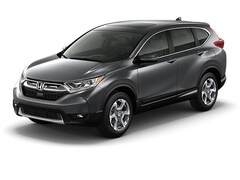 New 2019 Honda CR-V EX 2WD SUV 39287 near Honolulu
