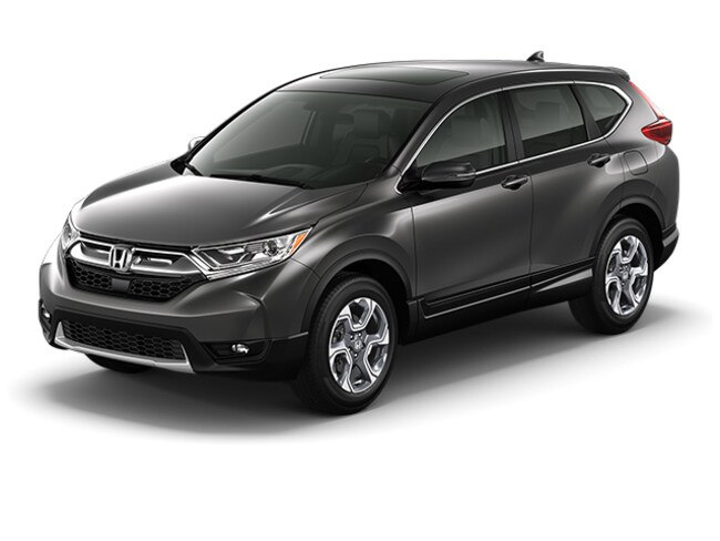 New 2019 Honda CR-V EX 2WD SUV in the Bay Area