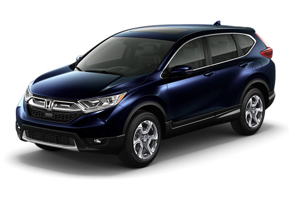 New 2019 Honda CR-V For Sale at Honda Superstore of Joliet | VIN:  2HKRW1H50KH506378
