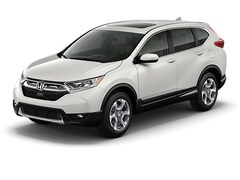 New 2019 Honda CR-V EX 2WD SUV 5J6RW1H52KA001413 in Honolulu