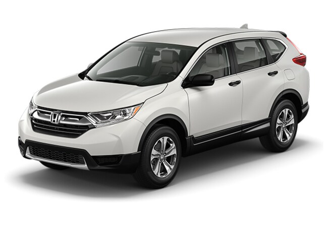 New 2019 Honda CR-V LX 2WD SUV in Honolulu