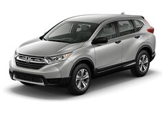 New 2019 Honda CR-V LX AWD SUV in Boston