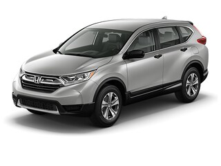 New 2019 Honda CR-V LX AWD SUV Medford, OR