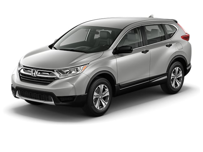New 2019 Honda CR-V LX AWD SUV for sale in Burlington, MA