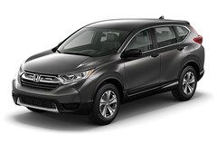 New 2019 Honda CR-V LX SUV 2HKRW6H33KH206622 for sale in Terre Haute at Thompson's Honda