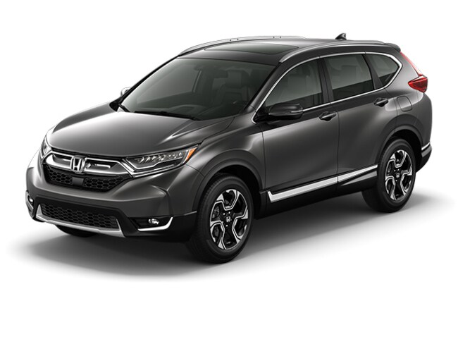 New 2019 Honda CR-V Touring 2WD SUV for sale in Charlottesville