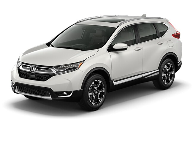 New 2019 Honda CR-V Touring 2WD SUV in Honolulu