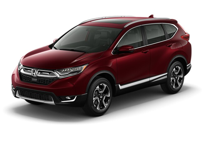 New 2019 Honda CR-V Touring AWD SUV for sale in Stratham, NH