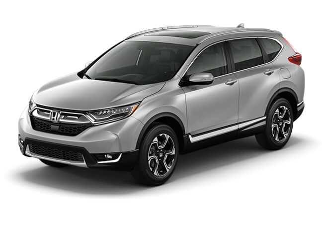 New 2019 Honda CR-V Touring AWD SUV For Sale in Tipp City, OH