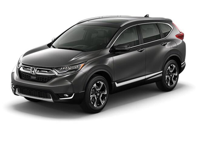 New 2019 Honda CR-V Touring AWD SUV Monroe