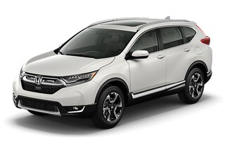New 2019 Honda CR-V Touring AWD SUV 00H91609 near San Antonio