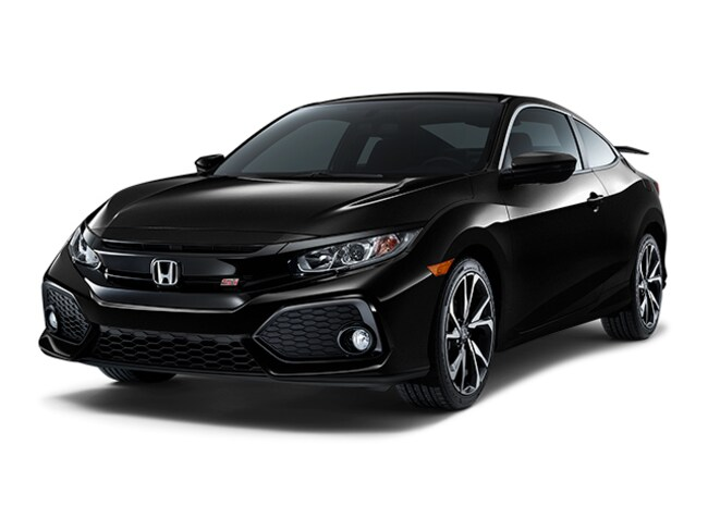 New 2019 Honda Civic Si Base Coupe in Honolulu