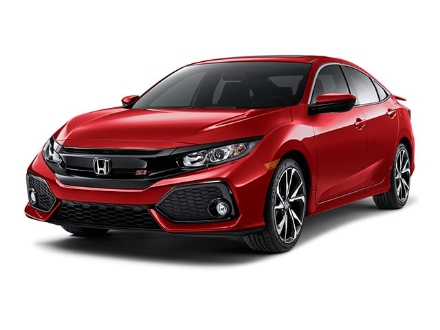 2019 Honda Civic Si Berline