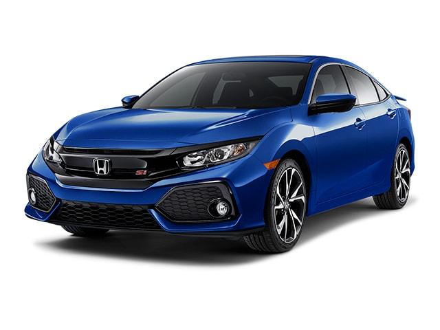 Blue Honda Civic >> 2019 Honda Civic Si Sedan Digital Showroom Mcgrath City Honda