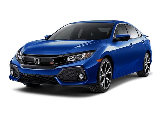 New 2019 Honda Civic Si Base Sedan in Carson CA