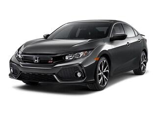New 2019 Honda Civic Si Base Sedan Seekonk, MA