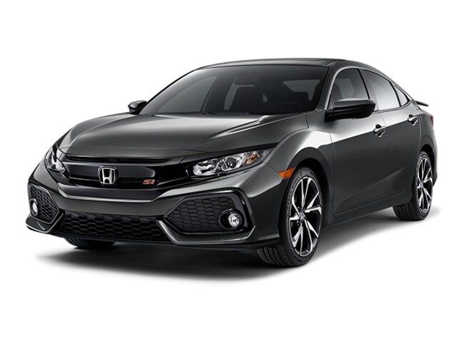 New 2019 Honda Civic Si Base Sedan Near Bridgeport