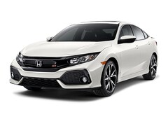 2019 Honda Civic Si Base Sedan 193042