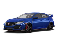 2019 Honda Civic Type R Touring Manual Car