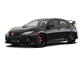 New 2019 Honda Civic Type R Touring Hatchback Burlington MA