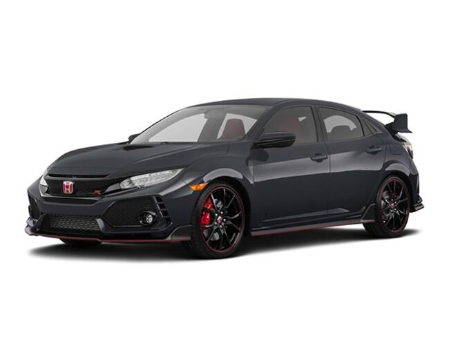 New 2019 Honda Civic Type R Touring Hatchback for sale in Stockton, CA at Stockton Honda