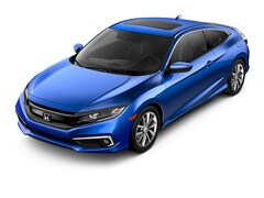 New 2019 Honda Civic EX Coupe in Reading, PA