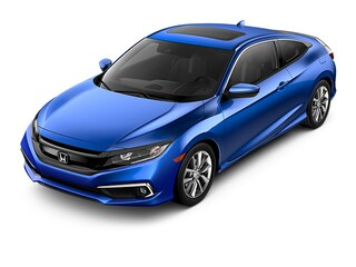 New 2019 Honda Civic EX Coupe for sale in Huntington, NY at Huntington Honda