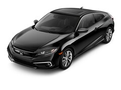 New 2019 Honda Civic EX Coupe 190166 in Bakersfield, CA