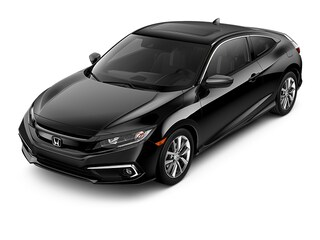 New 2019 Honda Civic EX Coupe 00190362 near Harlingen, TX