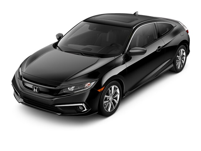 2019 Honda Civic EX Coupe