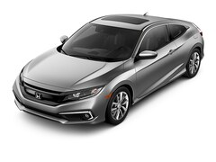 New Honda vehicles 2019 Honda Civic EX Coupe for sale near you in Pompton Plains, NJ