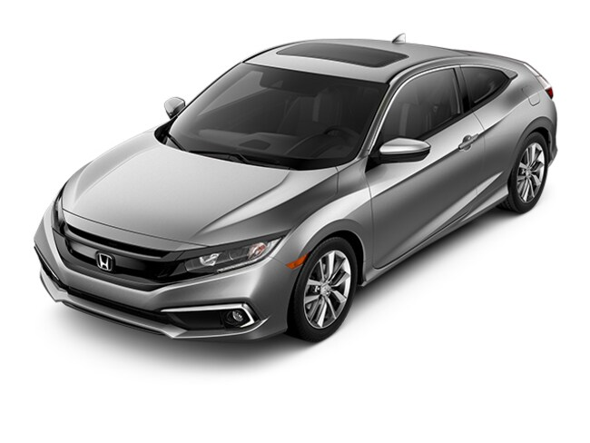 New 2019 Honda Civic EX Coupe in Honolulu