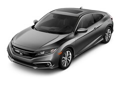 New 2019 Honda Civic EX Coupe 190306 in Bakersfield, CA