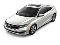 New 2019 Honda Civic EX Coupe 18128 near Escanaba, MI
