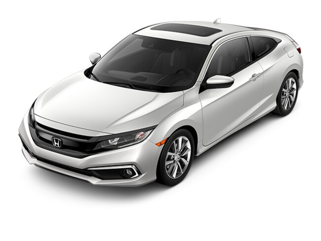 New 2019 Honda Civic EX Coupe Lancaster, CA