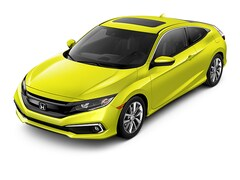 New 2019 Honda Civic EX Coupe Hopkins