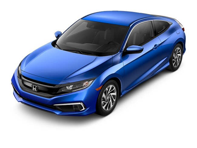 New 2019 Honda Civic LX Coupe in Carson CA