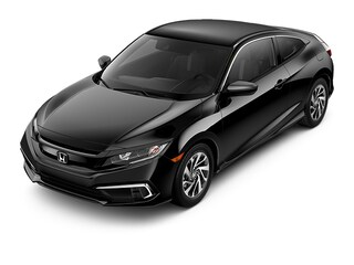 New 2019 Honda Civic LX Coupe KH303601 for sale in Fairfield, CA at Steve Hopkins Honda