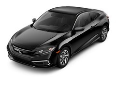 New 2019 Honda Civic LX Coupe Hopkins