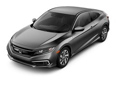 New 2019 Honda Civic LX Coupe Lockport, NY