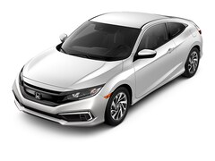 New 2019 Honda Civic LX Coupe 2HGFC4B66KH306470 for Sale in San Leandro, CA