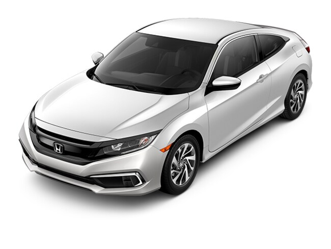 New 2019 Honda Civic LX Coupe in Smithtown