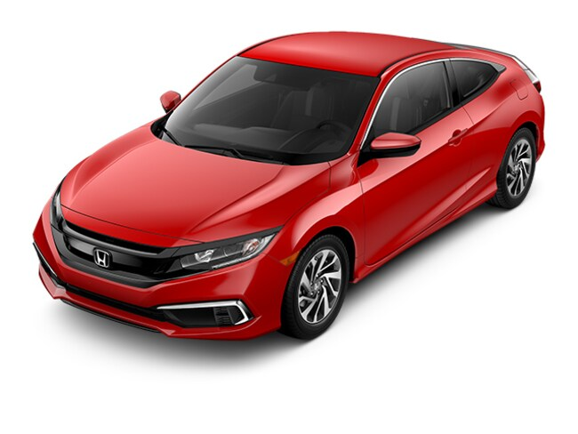 New 2019 Honda Civic LX Coupe in West Simsbury